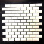 White Mini Brick