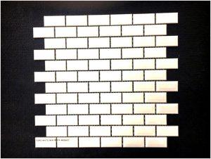White Mini Brick Image