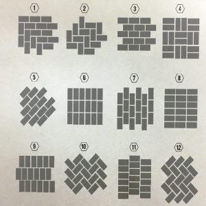 Subway Tiles Laying Ideas Image