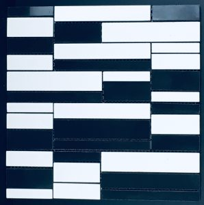 Absolute Bianco Mosaic Image