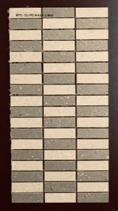 Olive Wash Mosaic Image